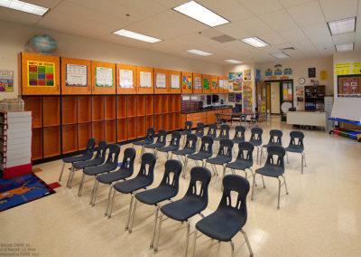 Greenwood Elementary Classroom