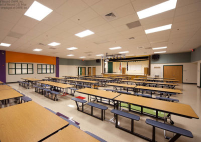Greenwood Elementary School: Cafeteria - 5 Design Architects