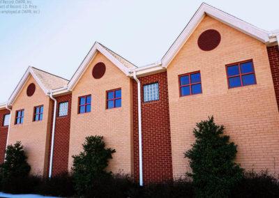 Riverlawn Elementary School Outside Facade - 5 design architecture
