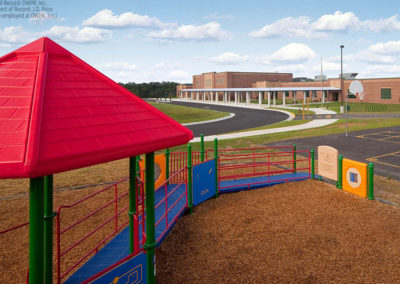 Greenwood Elementary School: Playground Gazeebo