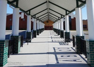 Riverlawn Elementary School Main Entrance