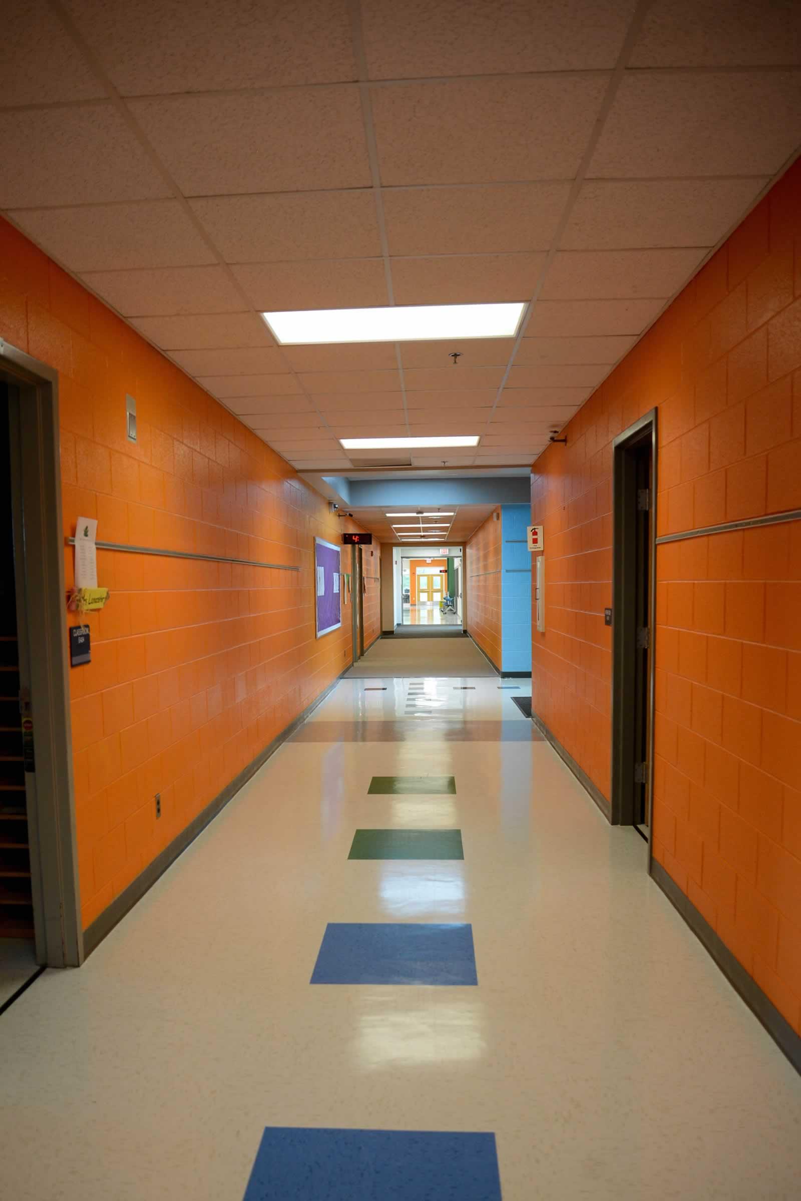 Falling Branch Elementary School Renovations & Additions ...